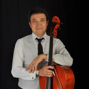 Renat studied cello at the class of Professor Nikolay Bukin at the state Conservatory of Uzbekistan.