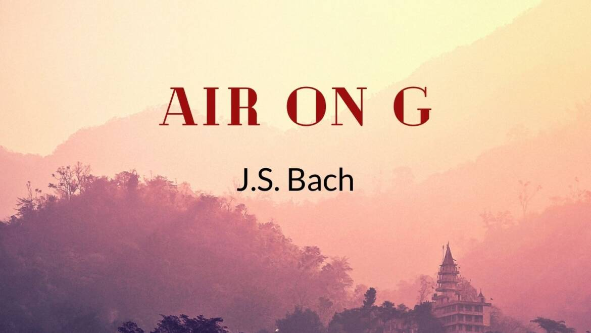 "<span itemprop=""name"">Air on G J.S.Bach</span>"